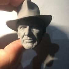 Indiana Jones 1/6. Head Custom II (Calabera de Cristal). Hot Toys, Sideshow...