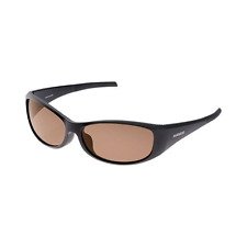 SHIMANO UJ-100T VALBAROS TYPE G Black/Brown Polarized Sunglasses Japan New