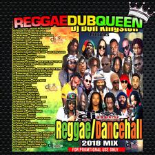 DJ Don Kingston - Reggae/Dancehall 2018 Mixtape. Reggae Mix CD. April 2018
