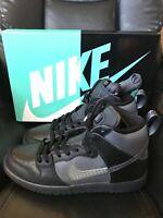 Nike SB Dunk High Pro FPAR 9 9.5 10.5 Black Dark Grey BV1052-001