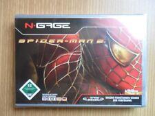 (N-Gage) - SPIDER-MAN 2 - NEUWARE!