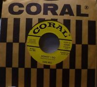 CARL BELL Honest I Do / It's So Wonderful PROMO EX Coral Northern Soul 45