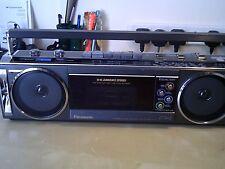 Panasonic RX-F4L 4 bandas FM/MW/LW/SW Estéreo Radio Cassette Grabador