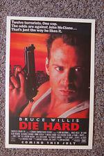Die Hard Lobby Card Movie Poster Bruce Willis #2