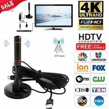 1080p 4K 200 Mile Range TV Antenna Digital HD Skywire Indoor Antena HDTV Digital