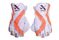NEW 2019 WICKET KEEPING GLOVES WITH INNER (SHER BRAND ) Criket Sport