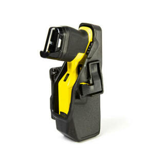 BlackHawk CQC Serpa Holster Stun Gun 44HT03BKR  Fits Taser 7 Right Handed Matte