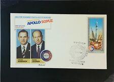 Russia 1975 Soyuz FDC (IV) - Z2155