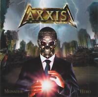 AXXIS - MONSTER HERO (+2 Bonus)(2018) German Hard Rock CD+FREE GIFT