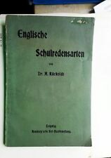 Englische Erstausgabe Antiquarische Bücher aus Europa für Studium & Wissen