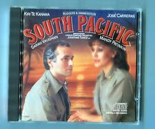 CD colonna sonora South Pacific © 1986 1st Press Giappone for Europe Jose Carreras CBS