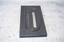 1996-2002 Cadillac Eldorado, 1996-1997 Cadillac Seville Shifter Bezel Indicator