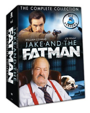 Jake And The Fatman: Complete TV Series Seasons 1 2 3 4 5 DVD Set NEW!