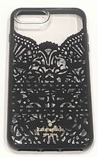 Kate Spade NY Flexible Hardshell Case for iPhone 8 PLUS & 7 PLUS - Lace Cage