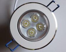 LED Einbauleuchte Downlight Strahler 4W kaltweiß schwenkbar Ø8,5cm inkl. Treiber