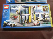 NEW Lego CITY 3661 Bank and Money Transfer FACTORY SEALED RETIRED