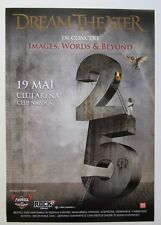 DREAM THEATER  concert poster 2017 / Cluj / Romania