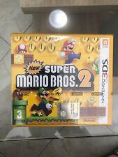 NEW SUPER MARIO BROS 2 NINTENDO 3DS PAL ITA NEW SEALED
