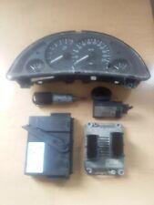 kit centralina motore opel corsa C  1.2c.c 16v benzina(cod: bosch 0261207960 )