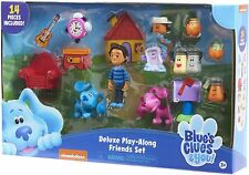 Blues Clues & You - Deluxe Play Along Figure Set