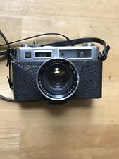 Yashica Electro 35 G 35mm Rangefinder Film Camera