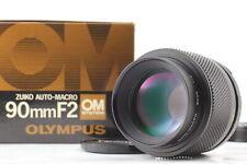 [Top MINT] Olympus OM ZUIKO AUTO MACRO 90mm f/ 2 From JAPAN