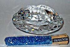 Cristal de Swarovski SCS tropical Joya Caja y azul Piedras 807897 como nuevo en caja retirado