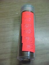 1970 - 1975 D LINCOLN MEMORIAL PENNY ROLL (ONE ROLL)