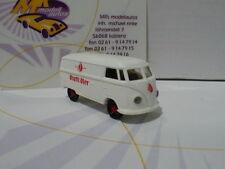 Volkswagen Modellautos, - LKWs & -Busse als Werbemodell im Maßstab 1:87