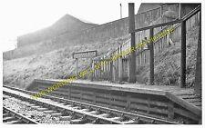 Liverpool Road Railway Station Photo. Brampton- Knutton. Stoke to Silverdale (1)