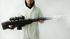 Whisper of the Worm exotic sniper rifle from Destiny with LED's