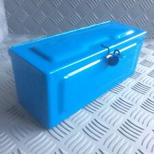 Fordson Dexta, Major, Ferguson, Massey ferguson, Tractor Tool Box, Blue,  Small