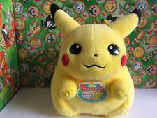 Pokemon Plush Pikachu 1:1 Tomy Japan UFO Big doll stuffed animal figure Lifesize