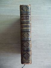 J. RACINE – Oeuvres - Paris, Trabouillet 1697 - Tome 1/2 - EO / RARE OUVRAGE