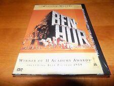 Ben-Hur Charlton Heston 11 Academy Awards 1959 Best Picture Classic Film Dvd New