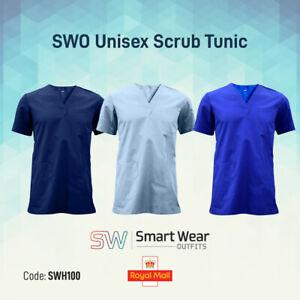 SWO Healthcare Unisex Scrub Top SWH100