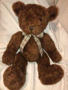 """14"""" 'Kachmer' Applause by Russ Soft Stuffed Brown Bear  #49385"""