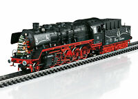 """Märklin H0 37899 Weihnachts-Dampflok BR 50 2412 der DB """"mfx / Sound"""" - NEU + OVP"""