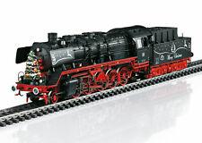 Märklin H0 37899 Locomotive à Vapeur de Noël Br 50 2412 la DB Mfx / Sound - Neuf