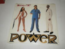 ICE-T  - POWER - ORIG 1st PRESS LP 1988 SIRE RECORDS MADE IN U.S.A. - NEW!SEALED