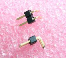 2 Pin Right Angle Pin Header Pkt Of 10