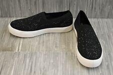 SKECHERS Poppy - Studded Affair 73913 Comfort Slip On Shoes, Women's Size 9.5