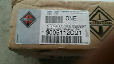 3005112C91 Navistar / 11.0L International  Maxx force EGR Cold side  tube kit