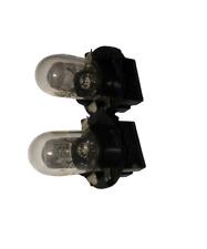 Skoda Superb 3T VW Golf Yeti Interior Light Bulb Holders & Bulbs x 2