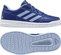ADIDAS ALTASPORT K scarpe donna sportive sneakers basse blu ginnastica shoes