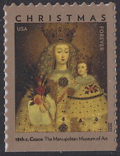 US 5525 Christmas Our Lady of Guápulo forever single (1 stamp) MNH 2020
