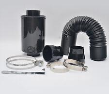 Carbon Airbox Sportluftfilter Cold Air Intake Universal Für Alle Fahrzeuge AUDI