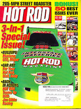 SHIPPED IN A BOX -  Hot Rod Magazine March 1998