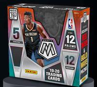 2019/20 Panini Mosaic Basketball Tmall T Mall One Hobby Box Random Team Break #5