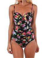 Rip Curl ROSELLA Womens One Piece Onepiece Bikini Monokini Size 8 - Rrp $89.99